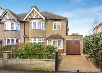 Thumbnail 3 bed semi-detached house for sale in Headstone Lane, Harrow, Middlesex