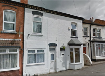 Thumbnail 2 bed terraced house for sale in Summer Road, Erdington