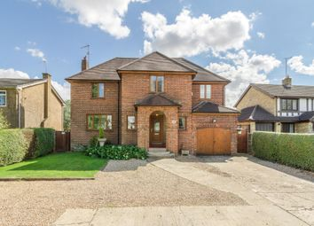 Thumbnail 5 bed detached house for sale in Wolverton Road, Newport Pagnell, Milton Keynes, Buckinghamshire