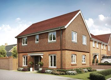 Thumbnail 2 bed semi-detached house for sale in St Johns Way, Edenbridge, Kent