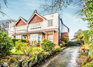 Thumbnail 5 bed semi-detached house for sale in Keighley Road, Halifax