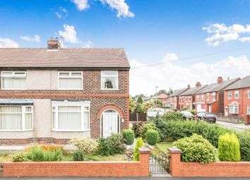 Thumbnail 3 bedroom semi-detached house for sale in Entwistle Grove, Leigh, Greater Manchester, Manchester