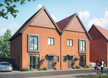 Thumbnail 3 bed semi-detached house for sale in Plot 140 - The Drayton, Crowthorne