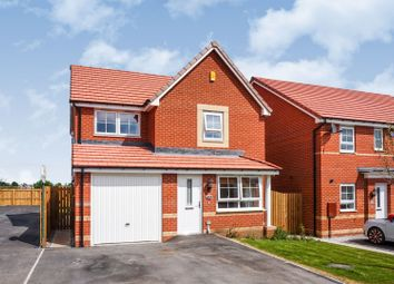 Thumbnail 3 bed detached house for sale in Monckton Road, Pontefract