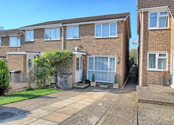 Thumbnail 3 bed terraced house for sale in Dovedale, Ware