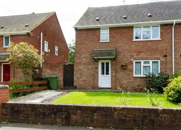 Thumbnail 1 bed flat to rent in Kitchen Lane, Ashmore Park, Wolverhampton, West Midlands