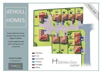 Thumbnail 5 bed detached house for sale in Seafield Road, Seafield, Seafield