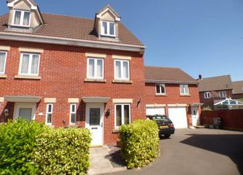 Thumbnail 3 bed semi-detached house for sale in Reed Way, St. Georges, Weston-Super-Mare