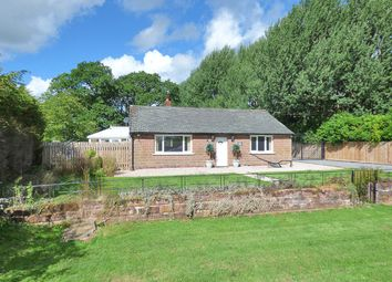 Thumbnail 2 bed detached bungalow for sale in Scaleby Hill, Carlisle, Cumbria