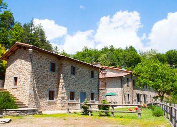 Thumbnail Farm for sale in Via Fattoria, Pratovecchio Stia, Arezzo, Tuscany, Italy