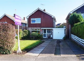 Thumbnail 3 bedroom detached house for sale in Westbourne Road, Sutton-In-Ashfield