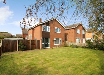 Thumbnail 4 bed detached house for sale in Shotesham Road, Poringland, Norwich, Norfolk