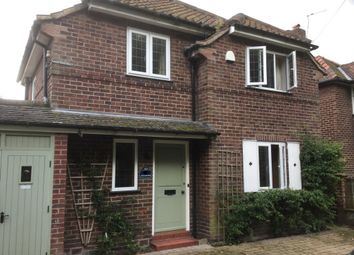 Thumbnail 3 bed detached house to rent in Racecourse Road, Wilmslow