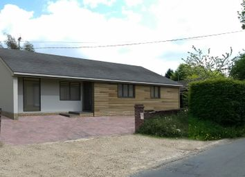 Thumbnail 4 bed detached bungalow for sale in Fairview Road, Hungerford