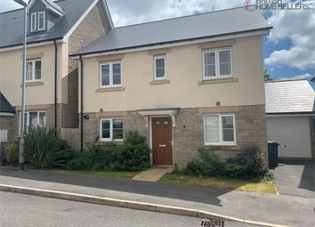 Thumbnail 4 bed detached house for sale in Trelowen Drive, Penryn, Cornwall