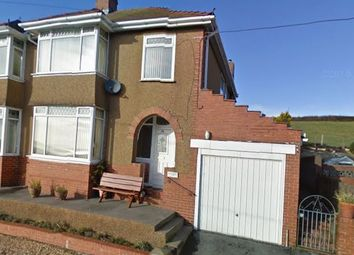 Thumbnail 3 bed semi-detached house for sale in Hillside, Llanelli