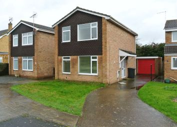 Thumbnail 3 bed detached house for sale in Saxon Close, Longlevens, Gloucester