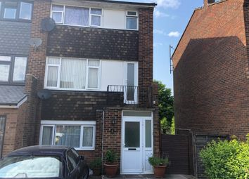Thumbnail 2 bed flat to rent in Tenby Drive, Luton