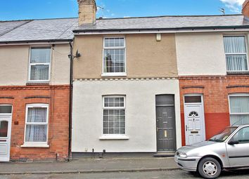 Thumbnail 2 bed terraced house for sale in Elm Avenue, Carlton, Nottingham