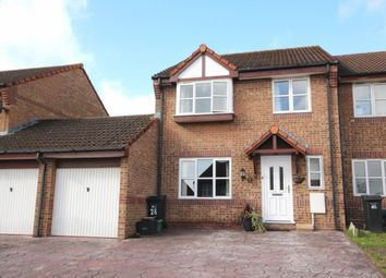 Thumbnail 4 bed semi-detached house for sale in Potterton Close, Bridgwater