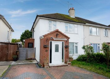 Thumbnail 4 bed semi-detached house for sale in The Hyde, Abingdon, Oxfordshire