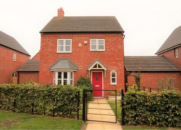 Thumbnail 3 bed detached house for sale in Wellington Avenue, Stratford-Upon-Avon