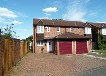 3 bed semi-detached house for sale in Medina Gardens, Bicester, Oxfordshire OX26