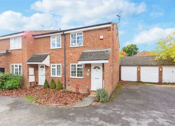 Thumbnail 2 bed end terrace house to rent in Larksfield, Englefield Green, Surrey