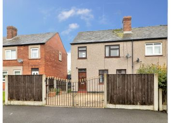 Thumbnail 2 bed semi-detached house for sale in Corwen Place, Sheffield