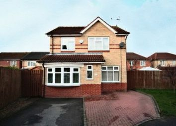 Thumbnail 3 bed property to rent in Westbury Court, Kingswood, Hull