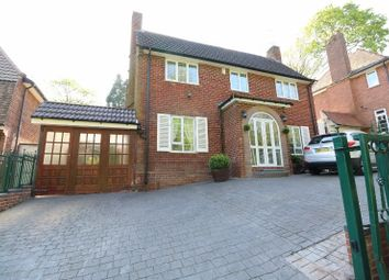 Thumbnail 3 bed detached house for sale in Hamstead Hill, Handsworth Wood