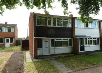 Thumbnail 3 bed semi-detached house for sale in Amber Close, Tuffley, Gloucester