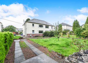 Thumbnail 2 bed flat for sale in Houston Road, Crosslee, Johnstone