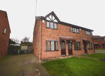 Thumbnail 2 bed terraced house to rent in Greenfields, Winsford