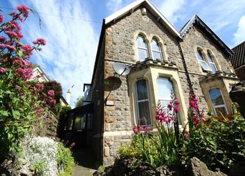 Thumbnail 2 bedroom semi-detached house for sale in Old Church Road, Clevedon