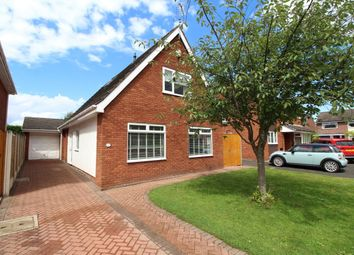 Thumbnail 4 bed detached house for sale in Ravenswood, Hartford, Northwich