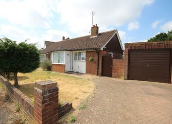 Thumbnail 2 bed detached bungalow to rent in Beverley Gardens, Wargrave, Reading