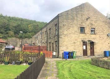 Thumbnail 3 bed end terrace house for sale in Leavengreave Court, Whitworth, Rochdale