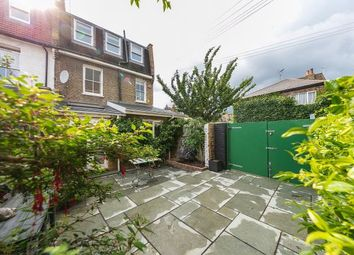 Thumbnail 3 bed terraced house for sale in Bradmore Park Road, London