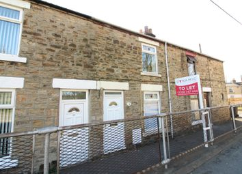 Thumbnail 2 bed terraced house to rent in Railway Street, Howden Le Wear, Crook