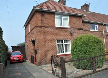 Thumbnail 2 bed end terrace house for sale in Rede Avenue, Hexham