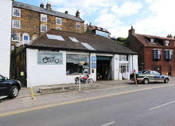 Thumbnail Commercial property for sale in Church Street, Whitby, North Yorkshire
