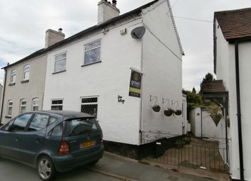Thumbnail 2 bedroom cottage for sale in Main Street, Stonnall, Walsall