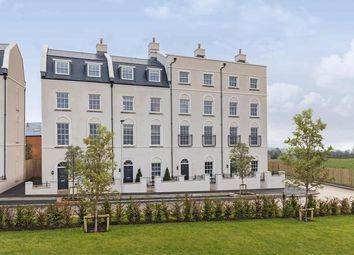 "Thumbnail 5 bed town house for sale in ""The Ashwell"" at Haye Road, Sherford, Plymouth"