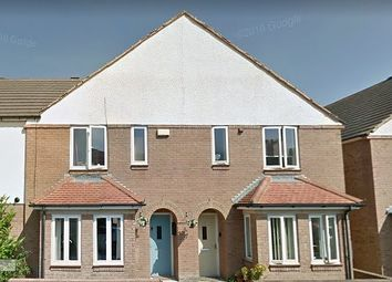Thumbnail 3 bed terraced house to rent in Southernwood, Consett