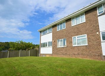 Thumbnail 2 bed flat for sale in Chalcroft Road, Sandgate, Folkestone