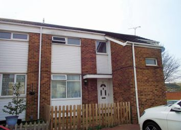Thumbnail 3 bedroom end terrace house for sale in Eagle Way, Shoeburyness, Southend-On-Sea