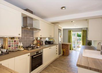 Thumbnail 3 bed terraced house for sale in Florence Road, Parkstone, Poole