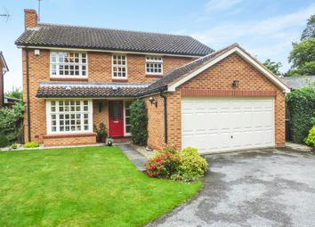 Thumbnail 4 bedroom detached house for sale in Cavendish Close, Bawtry, Doncaster