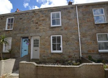 Thumbnail 3 bed terraced house for sale in Florence Place, Newlyn, Penzance, Cornwall